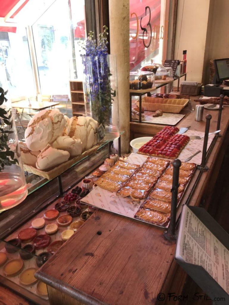 Auslage pain et cie