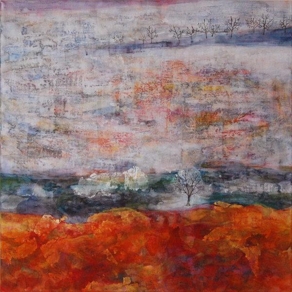 Gemälde Kunst Künstlerin Malerei Miki Terao Bild