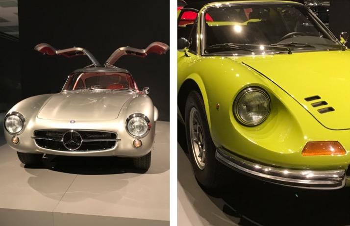 Auto Oldtimer Ausstellung Museum Kunstpalast Düsseldorf