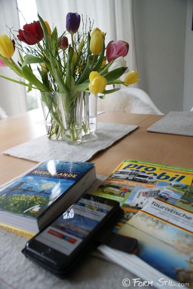 Blumen, Tulpen, Tulpenliebe, Urlaubsplanung, Holland, Planung, Niederlande, Ausflug, Tulpenstrauss, bunt, bunte Blumen, bunte Tulpen