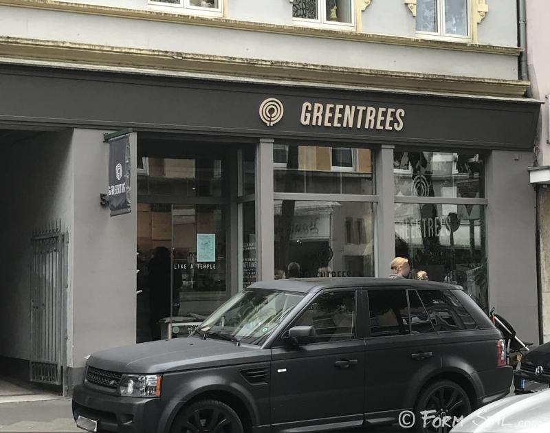 Greentrees Lorettostrasse healthy food gesund Essen Trinken Düsseldorf