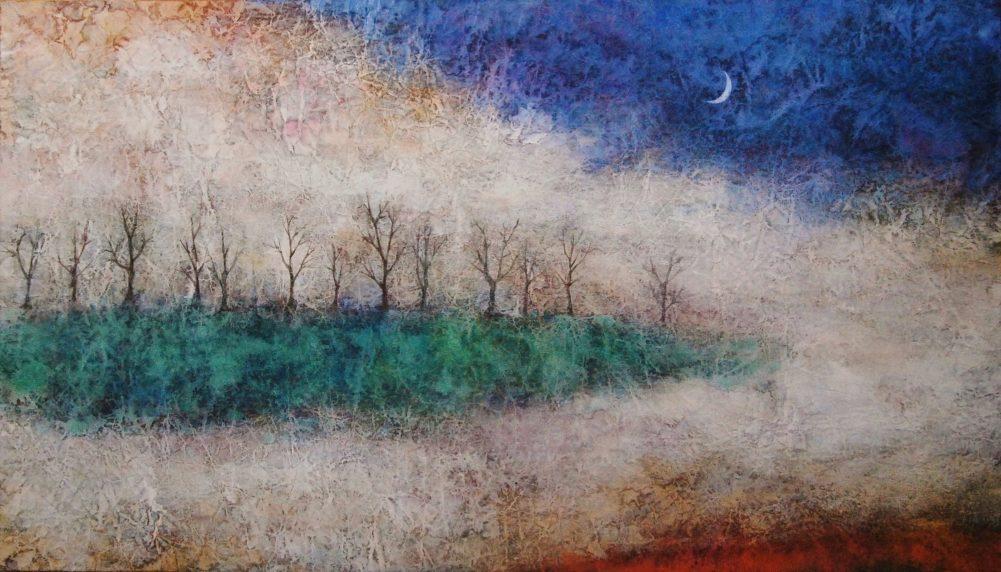 Malerei Gemälde Kunst Bild Miki Terao Künstlerin