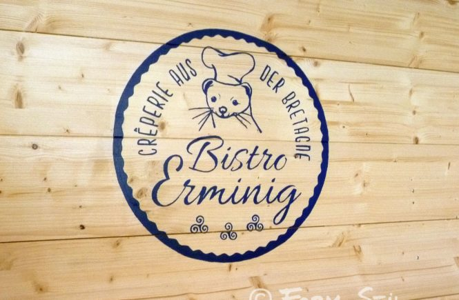 Logo Bistro Erminig französisch Bretagne