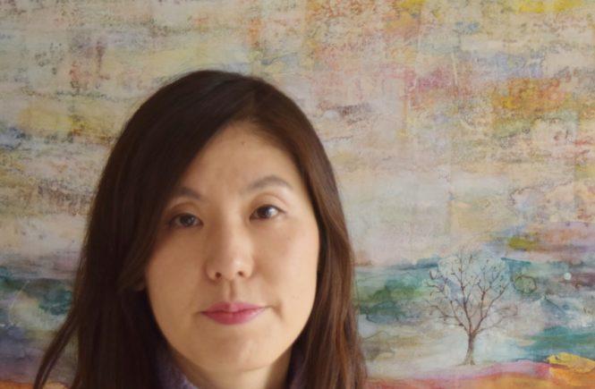 Gemälde Malerei Malerin Künstlerin Japan Düsseldorf Kunst Gemälde Miki Terao