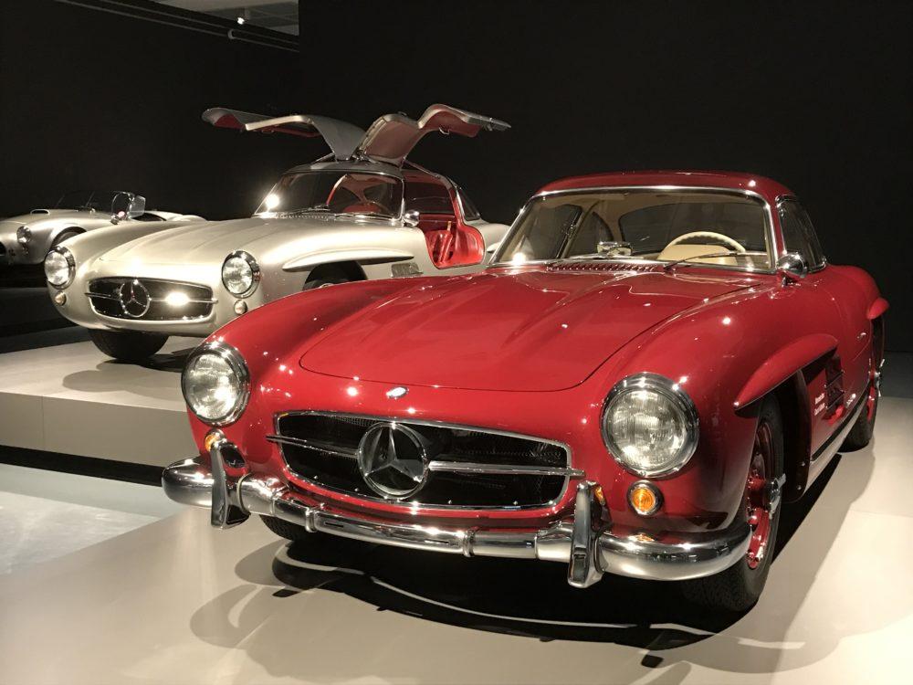Auto Ausstellung Oldtimer Museum Kunstpalast Düsseldorf
