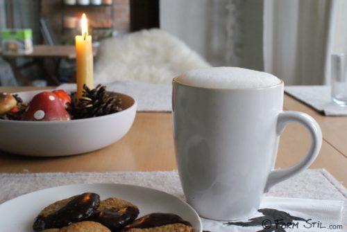 Kaffee Plätzchen Pläne