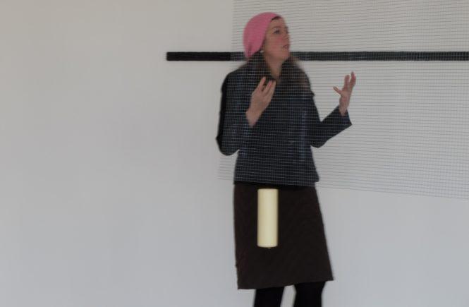 Bettina Meyer Künstlerin Skulpturen Atelierbesuch Kenn'se schon Düsseldorf Malerei Skulpturen