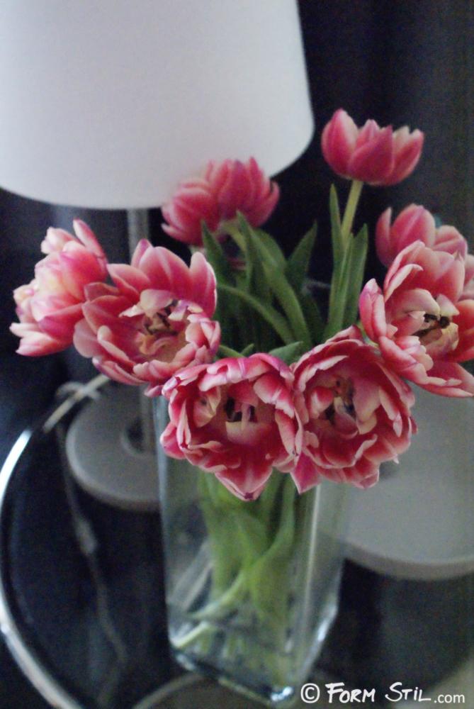 Tulpen, Tulpenstrauss, Tulpenliebe, Blumen, Blumenstrauss, 12von12, März, Challenge, Details, bunte Blumen, bunte Tulpen