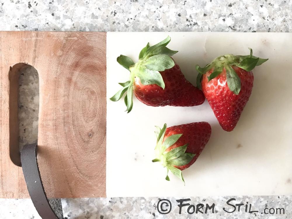 Erdbeeren, Sommer, was man sich im Juni vornehmen sollte