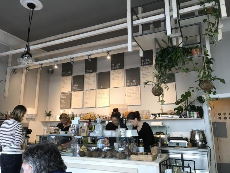 Greentrees Lorettostrasse Düsseldorf healthy food gesund Essen Trinken Düsseldorf